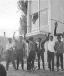 May 14, 1970 Jackson State University after state police killed 2 students.